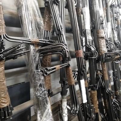 Комплект трубопроводов на опоры КС-45717-1Р/К-3Р.31.060 (ход700,г/з83.200)